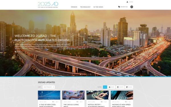 Continental lädt zum weltweiten Dialog über Automatisiertes Fahren ein