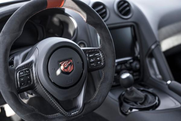 Dodge Viper ACR GeigerCars Innenraum
