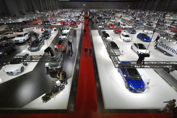 Vienna Autoshow 2016 01