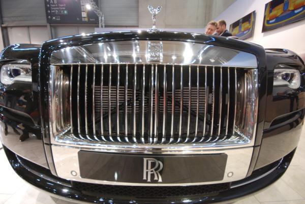 Fotos Vienna Autoshow 2016 – Teil 2 – Porsche, Mercedes, Smart, Rolls Royce