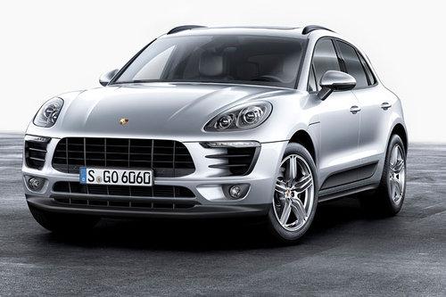 Porsche Macan mit neuem Einstiegsbenzinmotor