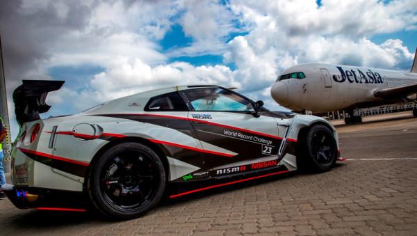 Nissan GT-R 2016 Nismo Drift