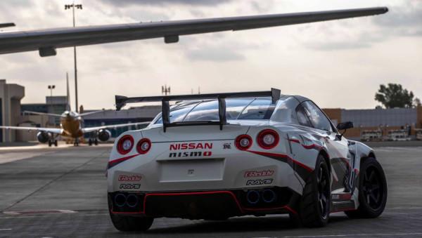 Nissan GT-R 2016 Nismo Drift Weltrekord