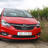 Opel Zafira 2016  17