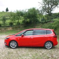Opel Zafira 2016  41