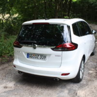 Opel Zafira 2016  43