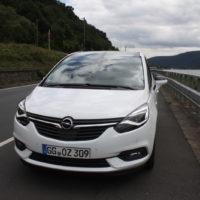 Opel Zafira 2016  54