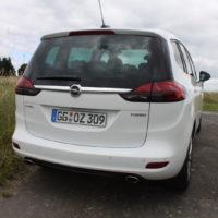 Opel Zafira 2016  61