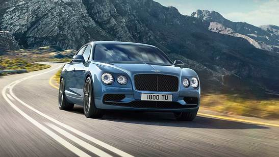 Bentley Flying Spur W12 S mit 635 PS