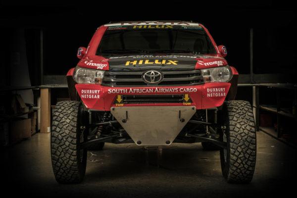 Toyota will die härteste Rallye der Welt die Dakar gewinnen