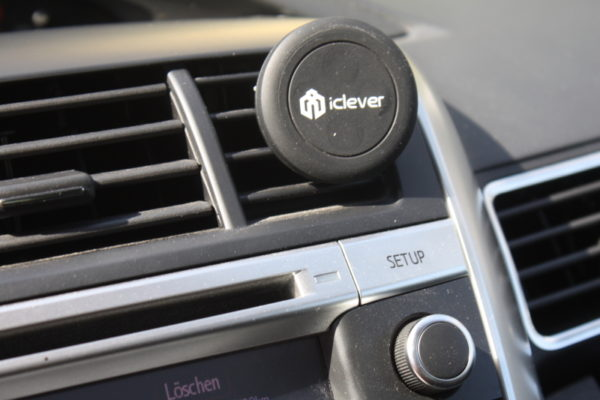 iclever Auto Magnet Halterung Navi Tablet Handy Lüftungsschlitze