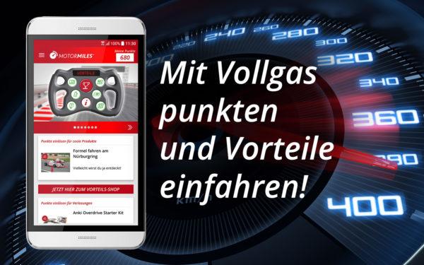 Für Auto-Fans: Mit dieser App kann man Punkte und Preise jagen