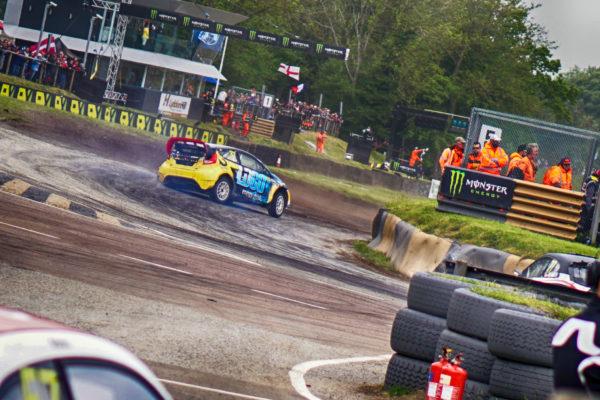 FIA World Rallycross Championship Lydden Hill 2016