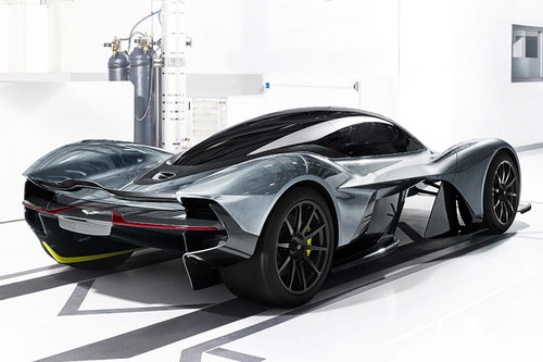 AM-RB 001 Aston Martin Red Bull Cosworth Rimac