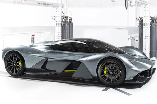 AM-RB 001 Aston Martin Red Bull