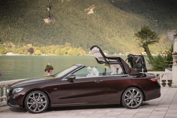 Mercedes Benz E Klasse Cabriolet Dach