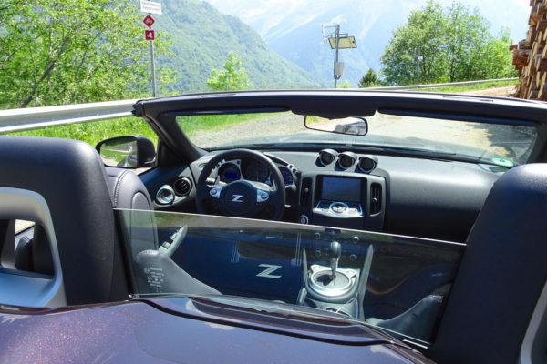 Nissan 370Z Roadster Innenraum