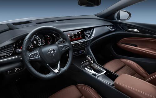 Opel Insignia Sports Tourer Innenraum