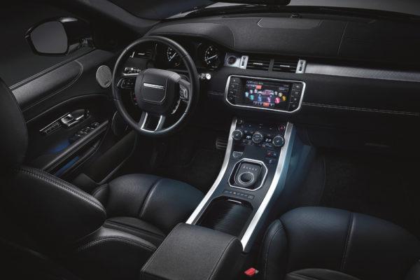 Range Rover Evoque Land Rover Innenraum