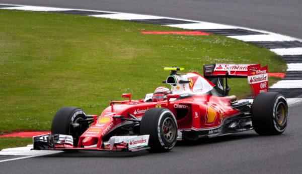 Sebastian Vettel Ferrari Formel1