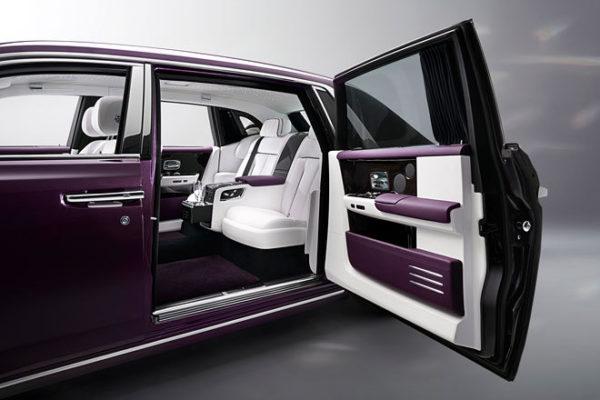 Rolls-Royce Phantom VIII Fond