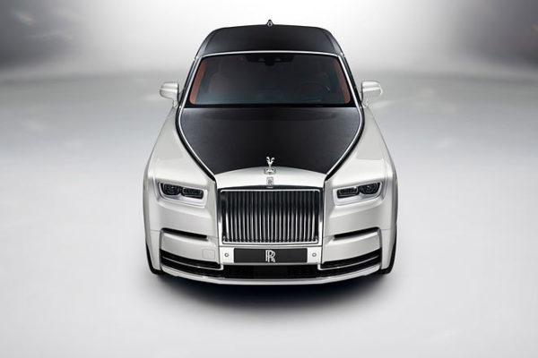 Rolls-Royce Phantom VIII Front