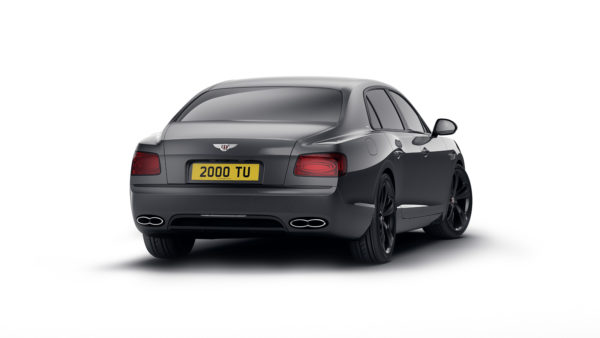 Bentley Flying Spur V8 S Black Edition Heck