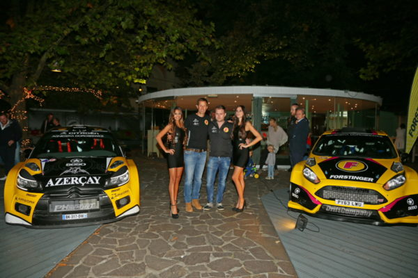 Forstinger Rallye Team Niki Mayr-Melnhof Girls