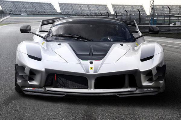 Ferrari FXX-K Evo Front