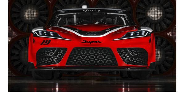 Toyota-xfinity-Supra