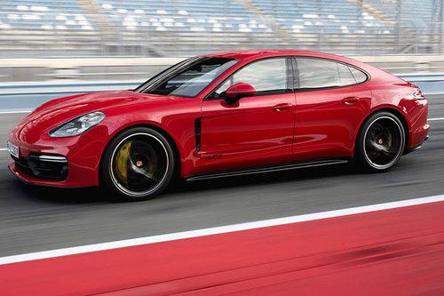 Porsche Panamera GTS und Sport Turismo GTS
