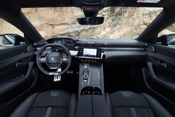 Peugeot 508 SW Innenraum