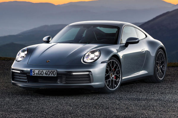 Porsche 911 Neu