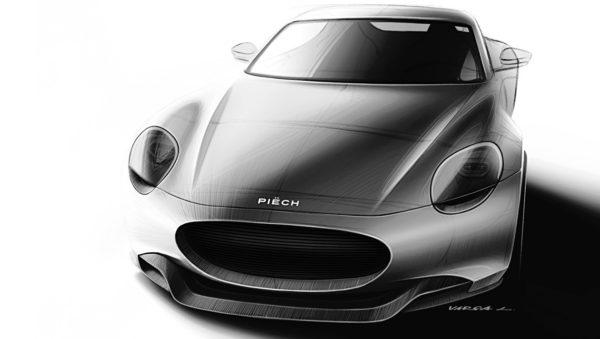 Piech GT Mark Zero