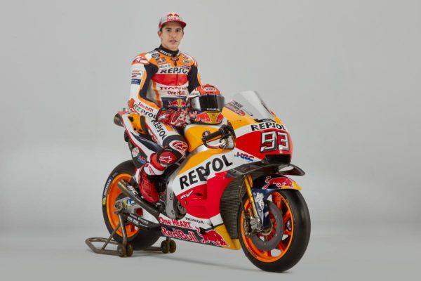 Marc Marquez verlängert bei Honda bis 2024