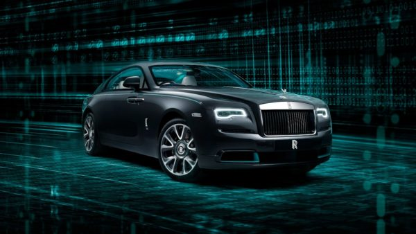 Rolls-Royce Kryptos Collection – IT Sicherheit Code in der Luxus-Limousine